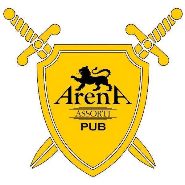 Логотип площадки Arena Pub Almaty